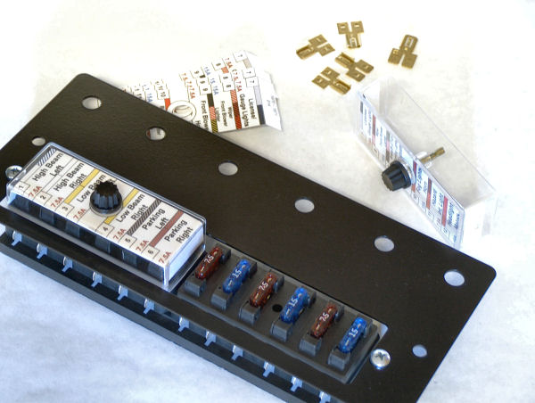 Blade-style Fusebox