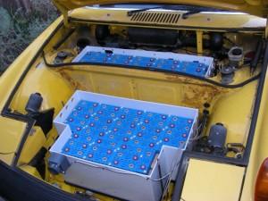 Front Batteries